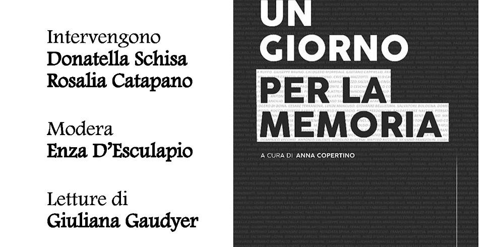 """""""Un giorno per la memoria"""" alla libreria Mondadori Rione Alto di Napoli"""