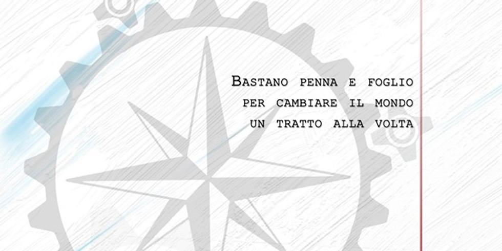 """Prima presentazione de """"I ritorni"""" di Achille Pignatelli presso lo Scugnizzo liberato di Napoli"""