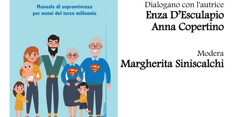 """Rosalia Catapano presenta """"La nonna è mobile"""" alla libreria Raffaello"""
