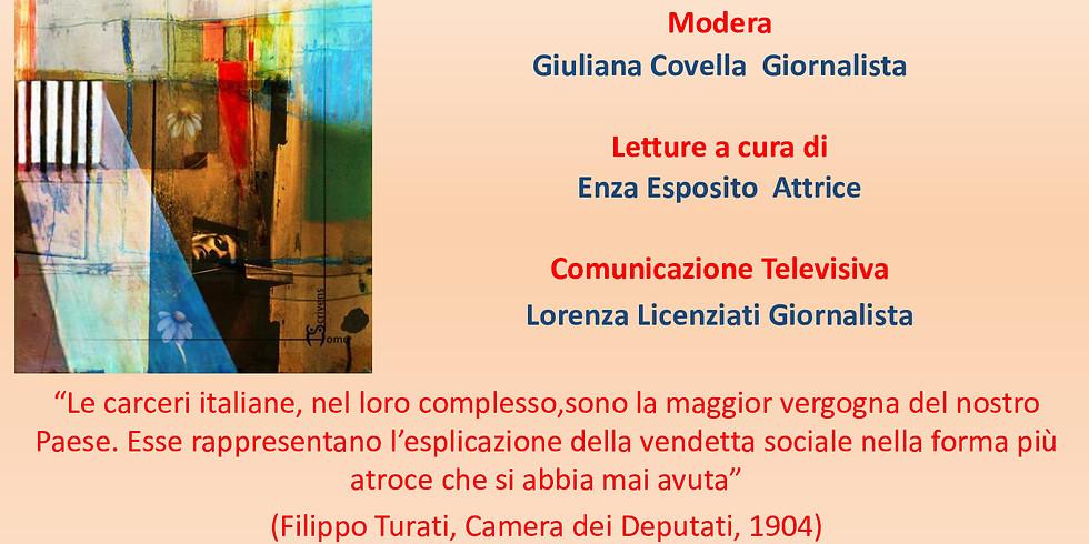 """Vincenzo Russo presenta """"Il capocella"""" a Scampia"""