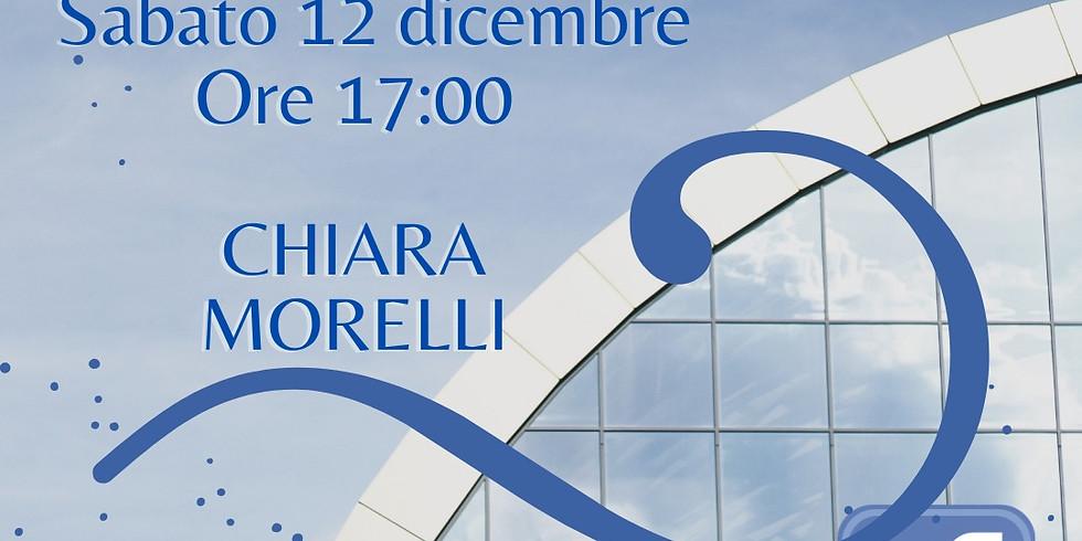 """Chiara Morelli presenta """"Tutte le vite di K."""" sulla pagina facebook di Homo Scrivens"""