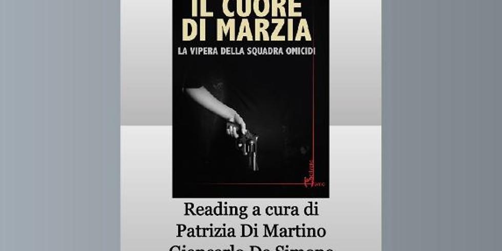 """Francesco Di Domenico presenta """"Il cuore di Marzia"""" al bistrot """"Il tempo del vino & delle rose"""""""