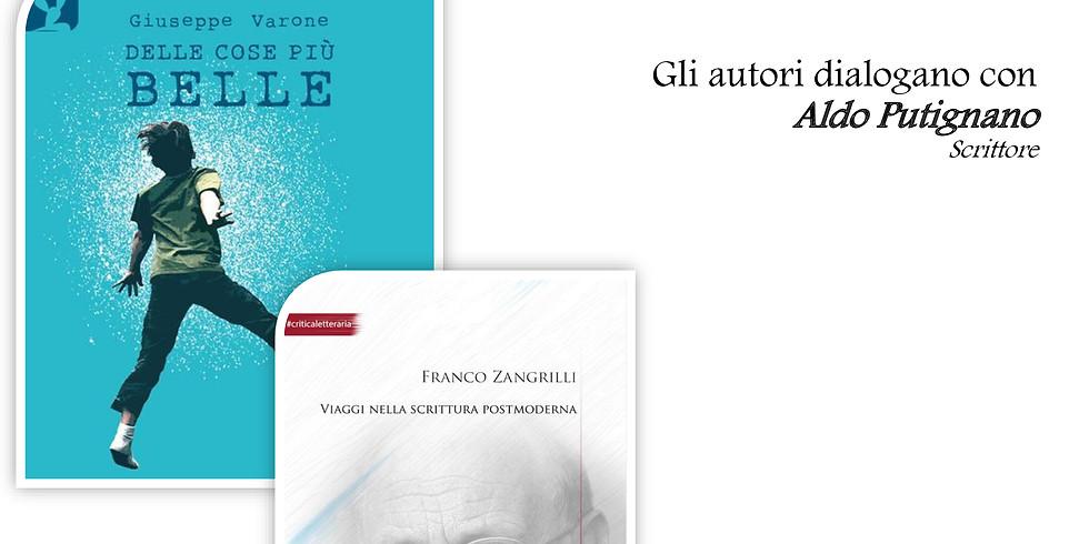 Homo Scrivens presenta: Franco Zangrilli e Giuseppe Varone