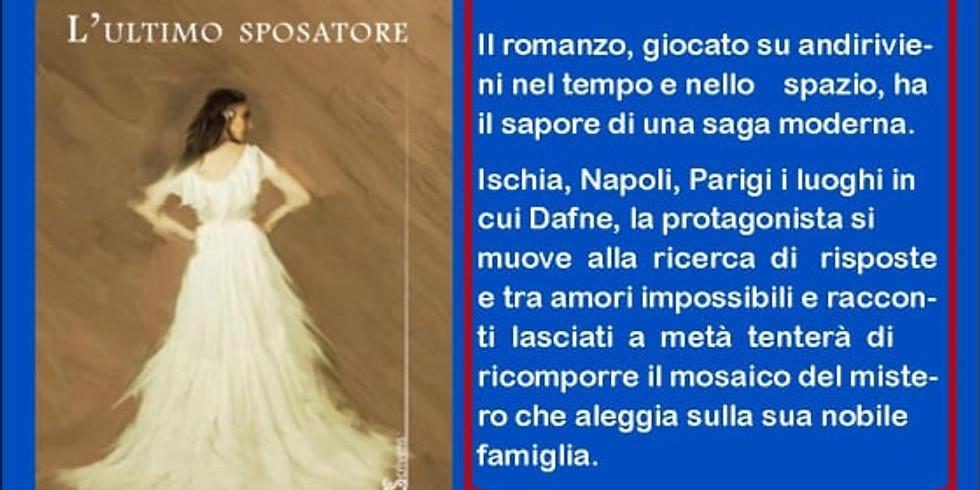 """Vincenza D'Esculapio presenta """"L'ultimo sposatore"""" alla libreria Pronto Libro"""