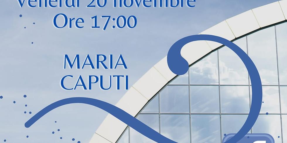 """Maria Caputi presenta """"Il viaggio di Apione"""" sulla pagina facebook di Homo Scrivens"""