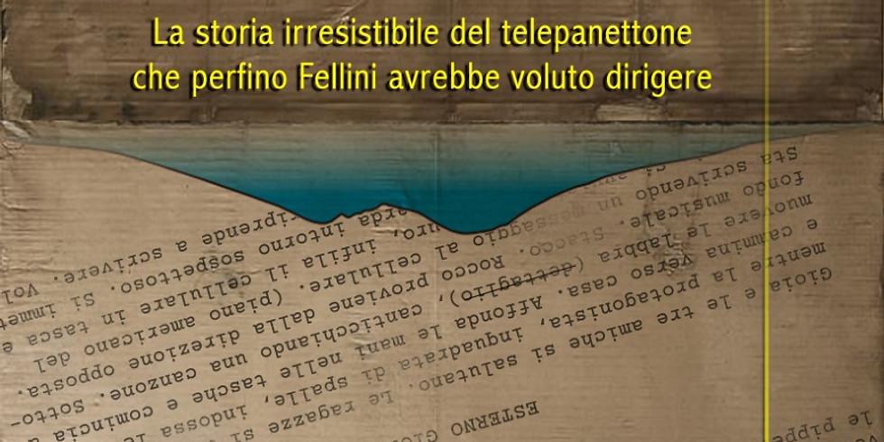"""Paquito Catanzaro presenta """"8 e un quarto"""" e """"Centomila copie vendute"""" ad Anzio (Roma)"""