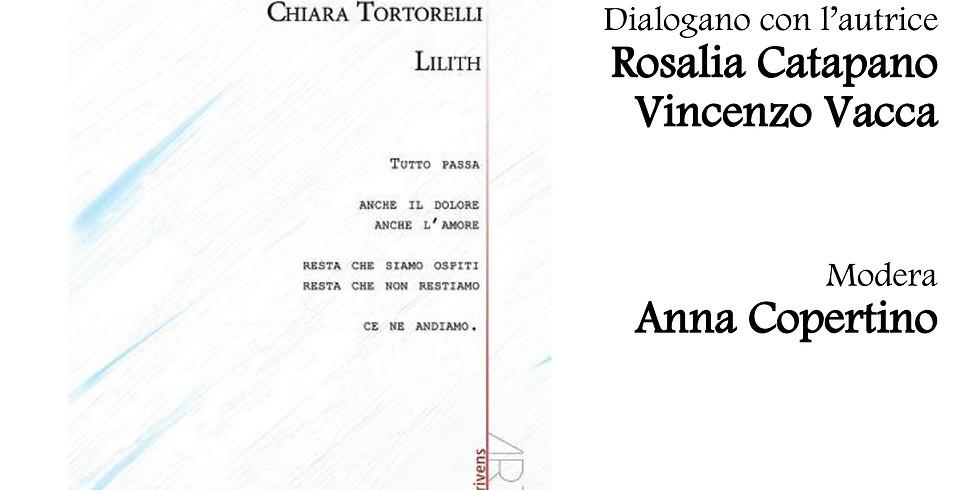 """Chiara Tortorelli presenta """"Lilith"""" alla libreria Mondadori Rione Alto"""