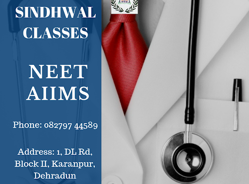 Best MEDICAL Entrance Coaching(sindhwal Classes)
