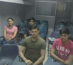 Indigo cadet program batch