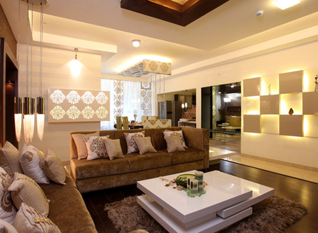 Residential  Interior : A NEW WAY TO MAKE HOME LOOK BEAUTIFUL
