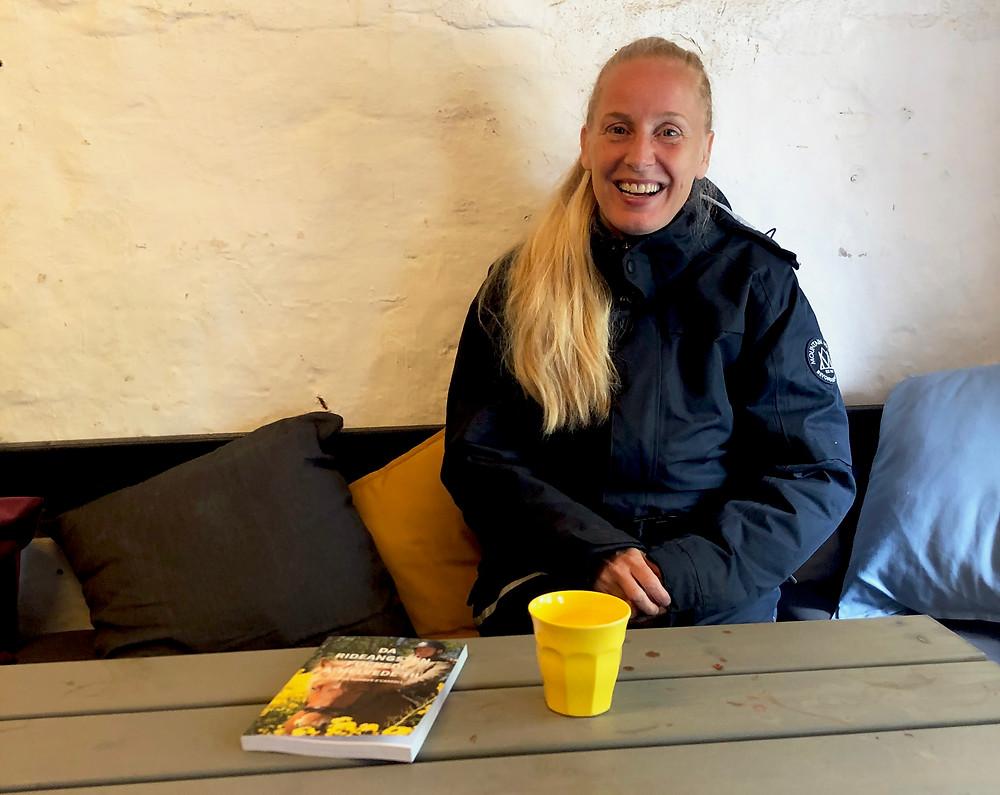 Forfatter og terapeut Louise Hammer O'Carroll.