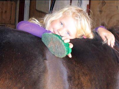 Blog: Hesten hjælper med at mærke dig selv