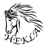 Heklas logo.