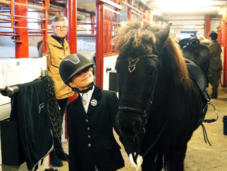 Skagen Rideklub i islænder-debut