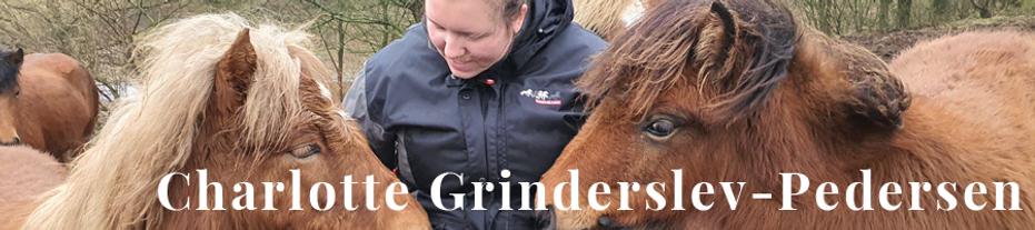Charlotte Grinderslev-Pedersen headbanne