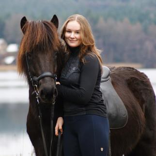 Blog: Mød Pernille Borre