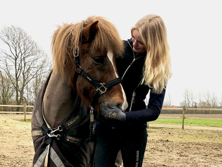 18-årige Anne Kathrine Carlsen går all in