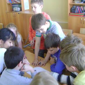 Профессиональные роли учителя: учитель - игропедагог