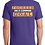 Thumbnail: Printed Short Sleeve Tshirt - Purple