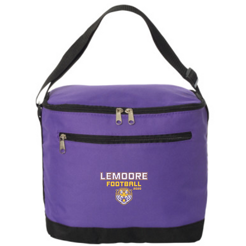 12 Pack LHS Football Cooler