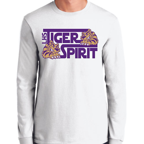 Tiger Spirit Long Sleeve