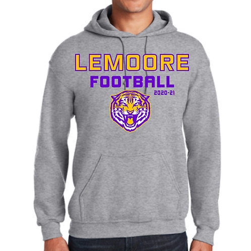 LHS Football Sweatshirt -Grey
