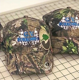 Stitched Hats
