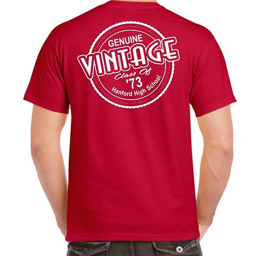 Men's Vintage Alumni Tee