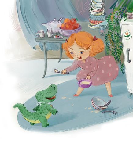 My lovely Crocodile