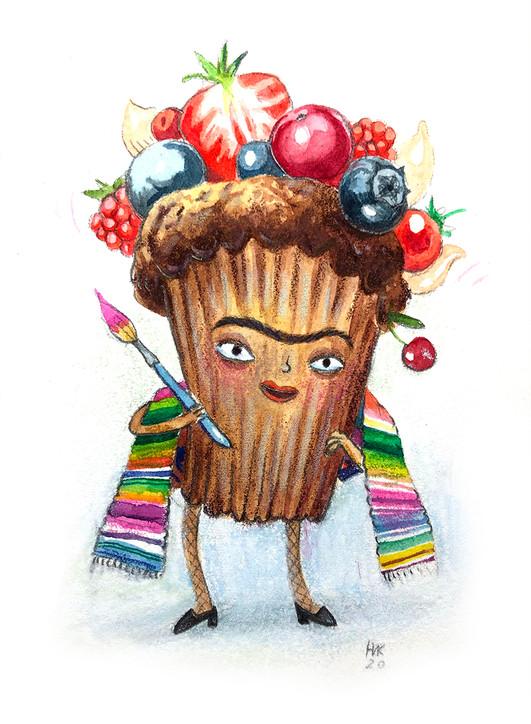 Frida muffin