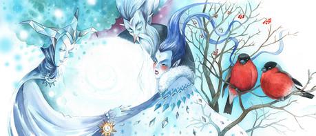 """""""Magic Snow"""""""