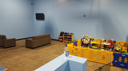 Baby Area & Cartoon Corner