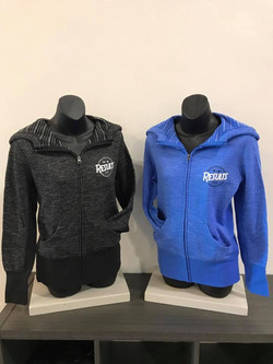 New Ladies Jackets with new Logo