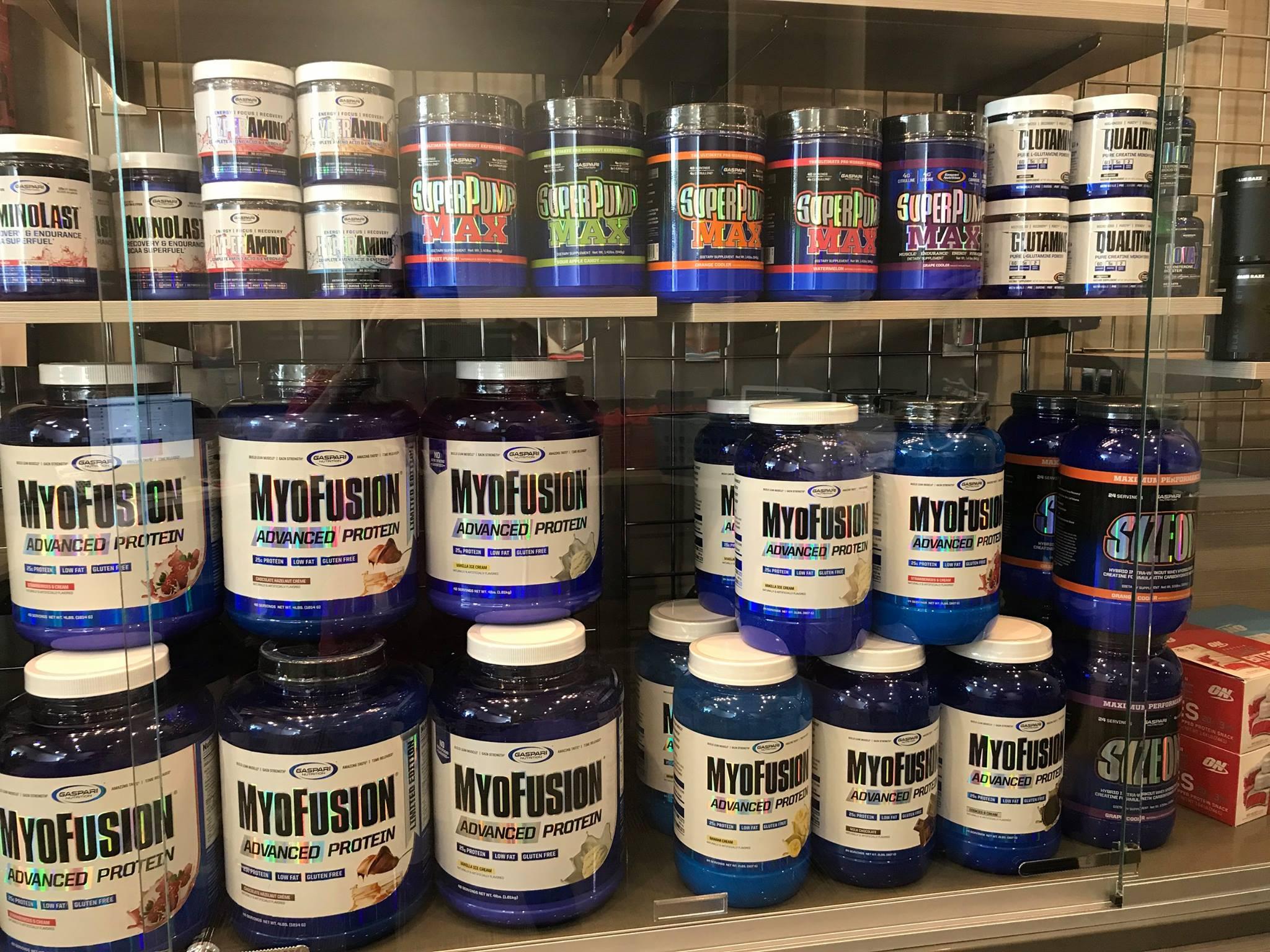 Gaspari Nutrition Products