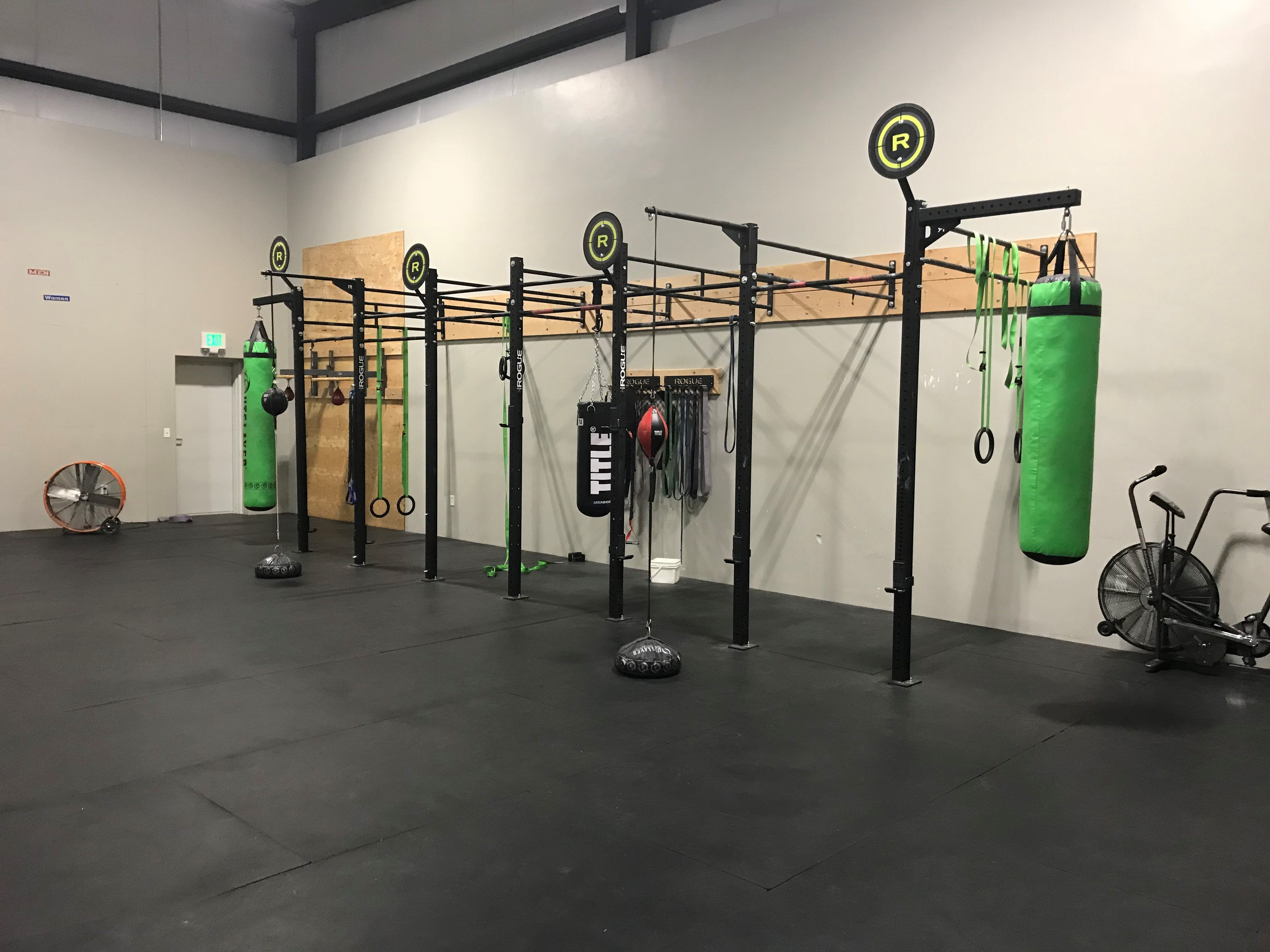 Training Center Cage