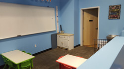 Our Crafts Area & Restoom