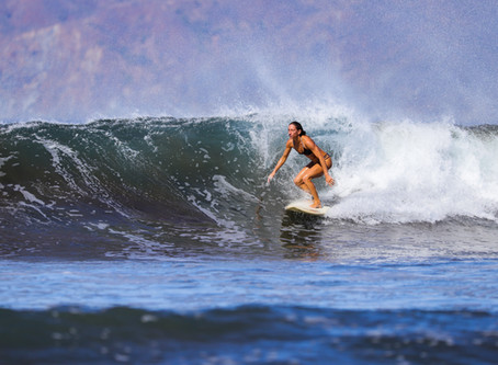 Why Learn to Surf? What Surfing & Skimboarding has done for me...