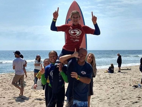Local New Jersey Surf Contests