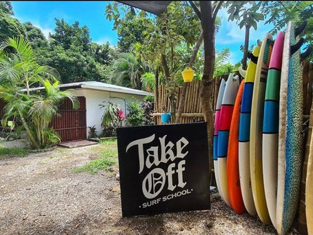 Benefits of Surfing For Kids by Take Off Surf