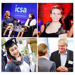 Our graduates from ICSA London UK