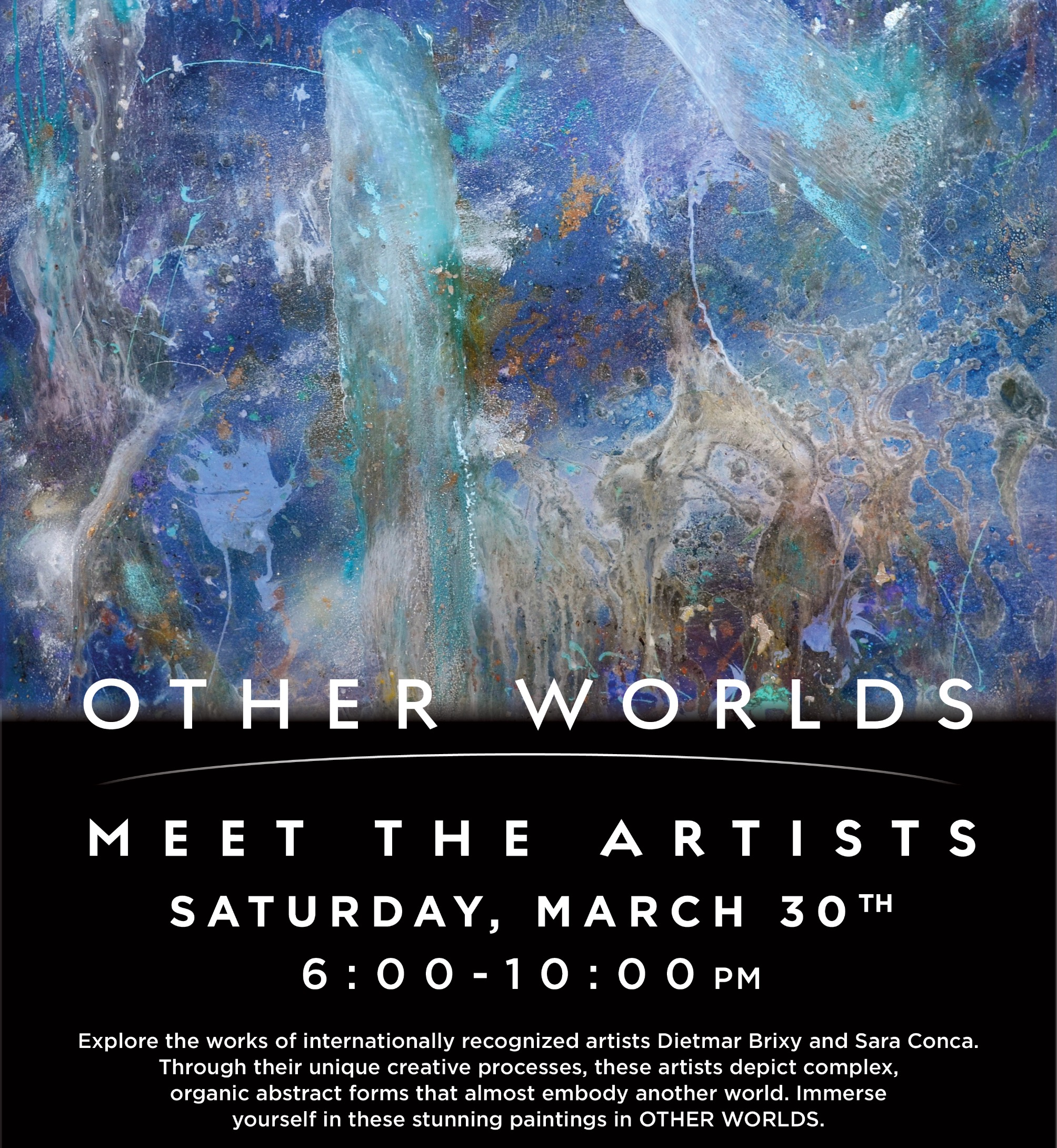 Other Worlds Art Exhibition