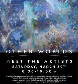 Other Worlds Art Exhibition