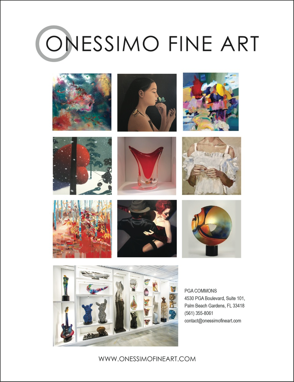 ONESSIMO Florida Design Magazine