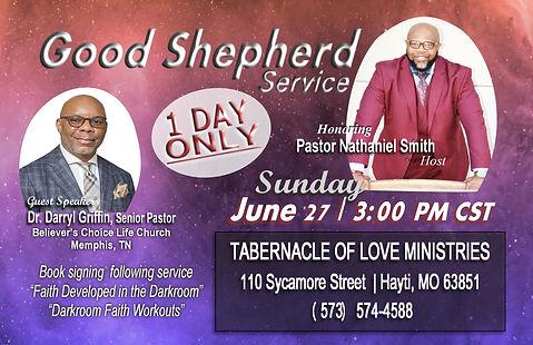 Flyer - Appreciation - Pastor    Nate.JP