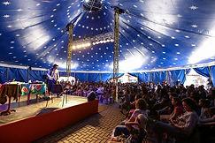 12o Festival Paulista de Circo - Lona Ch