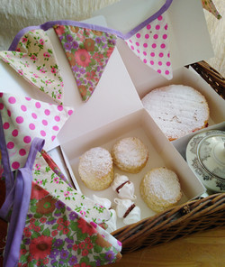 Afternoon Tea Party Cakes!