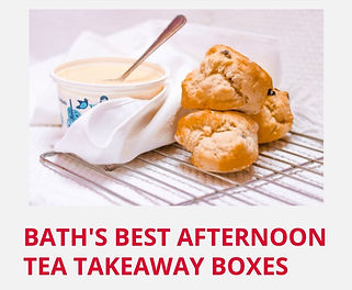 Bath's Best Afternoon Tea Delivery