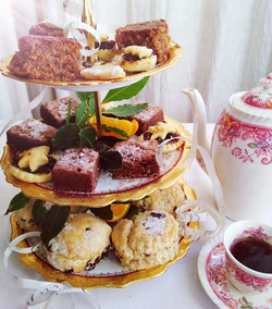 Christmas Afternoon Tea Party!