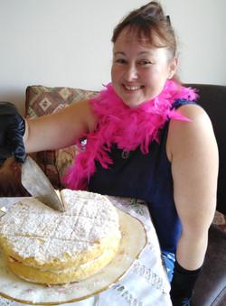 Sally and Cake!