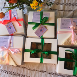 Pretty Afternoon Tea Boxes!